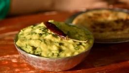 Dahi Ka Saag - Palak Saag / Dahi Tadka - Indian Cuisine