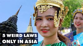 5 Weird Laws To Look Out For When Travelling In Asia