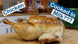 We Made Jamie Oliver's Chicken In Milk Recipe