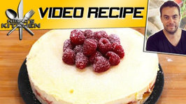 Raspberry Cheesecake - Non Bake