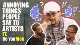 Annoying Things People Say To Artists  Mad Stuff With Rob  Be YouNick