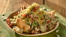 Samosa Bhel / Indian Chaat