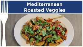 Mediterranean Roasted Carrots And Acorn Squash