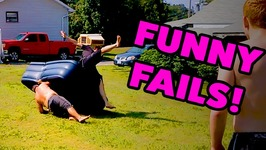 Funny Fails - Hilarious Fail Compilation Of June - 2 2017