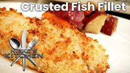 Crusted Fish Fillet