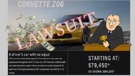 Z06 Owners Suing Chevrolet For Lying