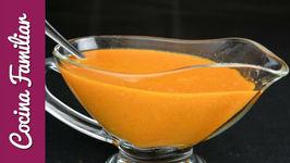 Salsa de marisco - especial para Navidad - Recetas de salsa