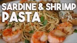 Sardine and Shrimp Pasta  A Gordon Ramsay Recipe