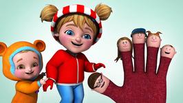 Finger Family Children's Popular Nursery Rhymes