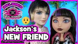 Monster High Doll Series Skull Academy s2 ep29