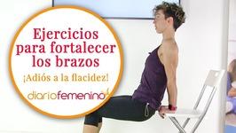 Ejercicios Para Fortalecer Los Brazos Desde Casa  Cómo Tener Unos Tríceps Duros