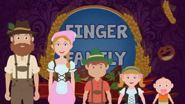 Finger Family - Nursery Rhymes For Children -New  Cartoon Videos For Toddlers