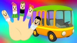 Finger Family Song and Wheels on the Bus.