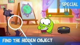 Find the Hidden Object Ep.21 - Om Nom Stories- Unpacking