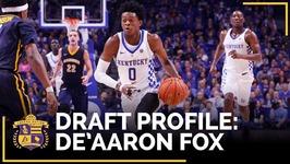 NBA Draft Profile - De'Aaron Fox - Kentucky, PG