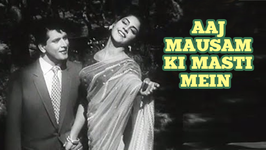 Aaj Mausam Ki Masti Mein - Mohammad Rafi & Lata Mangeshkar Romantic Song - Iqbal Qureshi Songs