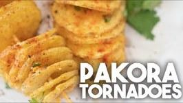 You Won't Believe What This Tornado Machine Can Do - Pakora Tornado - Potato on a stick