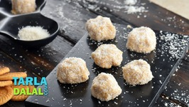 Coconut Ball Cookies