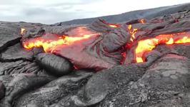 Lava Pours From Hawaii's Kilauea Volcano