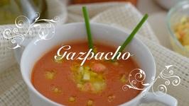 Gazpacho con Thermomix
