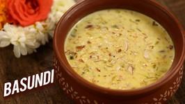 Basundi / Gudi Padwa Special / Traditional Maharashtrian Dessert / Sweet Milk Basundi /Varun Inamdar