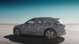 The Audi e-tron Prototype Trailer