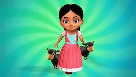 Little Bo Peep- Children's Popular Nursery Rhymes