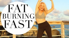 Fat Burning Fast Workout - Summer Slimdown Full Body Workout