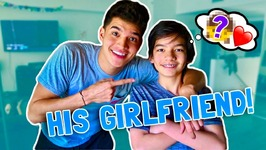 MY LITTLE BROTHERS FIRST GIRLFRIEND