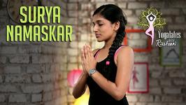 Surya Namaskar - Step By Step - Sun Salutation - Yogalates With Rashmi Ramesh