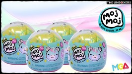 Moj Moj Min Surprise Squishy Toys  Heart Series