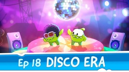 Om Nom Stories- Disco Era -Episode 18 Cut the Rope- Time Travel