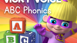 Learn the Phonic Alphabet with Vicky Voice