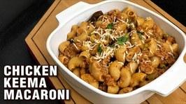 Keema Macaroni Recipe / How To Make One Pan Chicken Pasta Chicken Recipes By Chef Tarika