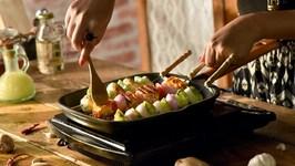 Veg Tikka Platter / Quick Veg Appetizers