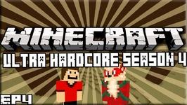 Minecraft Cube UHC - S4E4 - COMEBACK?