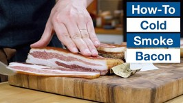 How To Cold Smoke Bacon At Home