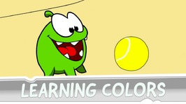 Learning Colors with Om Nom - Episode 3