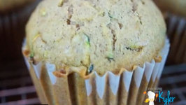 How To Make Homemade Zucchini Muffins