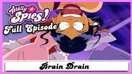 Brain Drain - Series 2, Episode 24 - Full Episode - Totally Spies