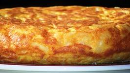 Tortilla de patatas, como hacer tortilla de patatas con cebolla