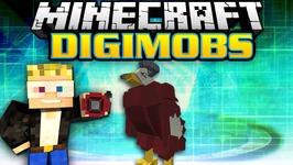 Minecraft Modded Survival - Digimobs Modded Adventures - EagelMon 18