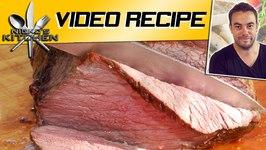 How To Roast Beef