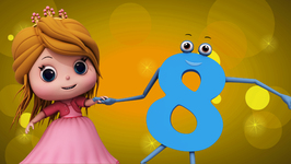 Number Eight- Original Number and Counting songs for Children