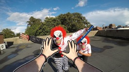 KILLER CLOWNS VS PARKOUR - The Return