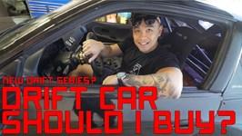Buying a Drift Car