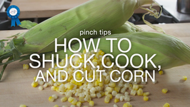 How to Shuck, Cook, And Cut Corn