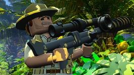 LEGO Jurassic World - The Hunter 5
