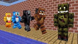 FNAF Monster School: Sports - Minecraft Animation (Five Nights At Freddy's)