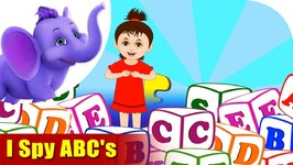 I Spy Abc's - Learning Song For Kids